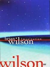 Imagination (DVD, 2000) RARE OOP BRIAN WILSON FROM THE BEACH BOYS BRAND NEW
