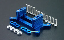 Adjustable Engine Mount Blue Traxxas T Maxx 1.5/2.5/3.3