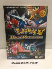 POKEMON BATTLE REVOLUTION GUIDA STRATEGICA (WII) NUOVO VERSIONE ITALIANA