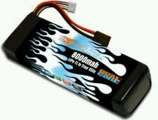 MAXAMPS 3S LiPo 8000 3cell 11.1v Dual Core 75+ mph in most brushless systems