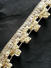 20mm Stunning Braid Trim/Lace/Gimp/ - 1Metre - 10 Colours -  Fancy dress/Cushion