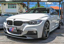 NEW FOR BMW F30 F31 M TECH M SPORT ONLY FRONT LIP SPOILER P STYLE Polypropylene