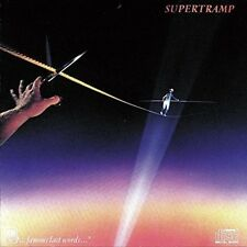 Famous Last Words - Supertramp (2016, CD NEU)
