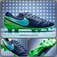 Nike Tiempo Legend VI FG PRO ACC Football Boots 819177-443 UK 8.5 EU 43 US 9.5