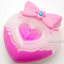 Futari wa Pretty Cure Precure Mini Mirror Compact Authentic BANDAI Japan
