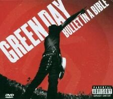 "GREEN DAY ""BULLET IN A BIBLE"" CD+DVD NEW+"
