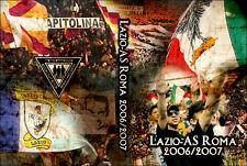 DVD LAZIO-ROMA 2006-2007  ||DERBY || ULTRAS ||SS LAZIO || AS ROMA ||TIFO ||