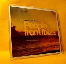 MAXI Single CD Balearic Sound Collective People From Ibiza 4TR 1999 House Trance