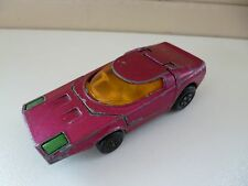 Clipper - Matchbox - Rolamatics - Lesney - 1973 - # 39 - Pink - Enland