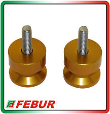 NOTTOLINI FORCELLONE ALZAMOTO CAVALLETTO M6 YAMAHA YZF 600 R6 ORO