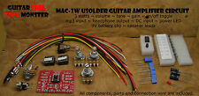 TONE MONSTER MAC-3W USOLDER Guitar Amp Circuit 3W Volume Tone Gain MP3 HDPH