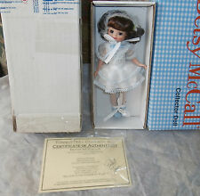 "Tonner 8"" Betsy McCall-Betsy Visits Orchard House SOLD OUT - LE - Signed COA"