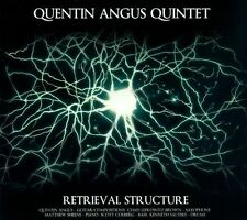 Quentin Angus Quintet-Retrieval Structure CD NEW