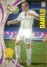 Danilo Top Fichaje nº 346 Real Madrid Rookie Megacracks MGK 2015 2016 15/16