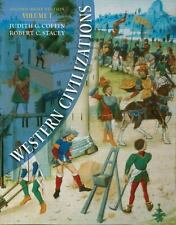 Western Civilizations (Second Brief Edition)  (Vol. 1) Coffin, Judith, Stacey,