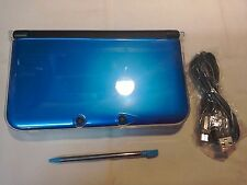 NINTENDO 3DS XL BLU CON ACCESSORI £ 95