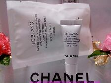 CHANEL Le Blanc Light Creator Brightening Makeup Base #10 Rosee ◆2.5ml◆ *F/POST*