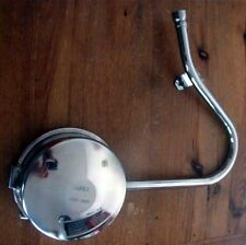 Pot Echappement TUM 80A CHROME (Neuf) Solex Velosolex 2200 3300 3800