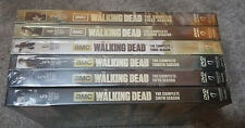 The Walking Dead: The Complete Seasons 1 2 3 4 5 6 Season 1-6 FREE SHIPPING !