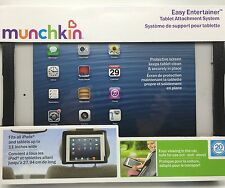 Munchkin Easy Entertainer On The Go Tablet Attachment Holder System New
