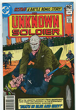 Unknown Soldier #235 NM-  Death In Blue And Grey    DC Comics  CBX1V