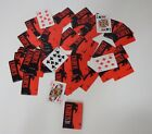 Scarface Playing Cards Deck Red and Black Standard Deck of playing cards