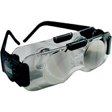 2X COIL TV Magnifying Binocular Glasses