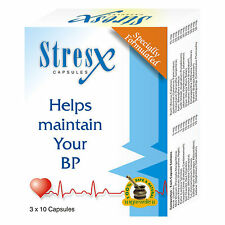 Maintain Healthy Blood Pressure Levels Control Hypertension High BP 30 Pills