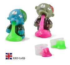 SLIME ZOMBIE Kids Novelty Snotty Party Bag Favors Birthday Gift Lott Filler Toy