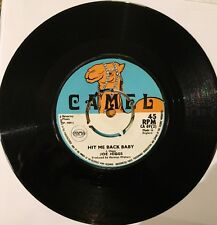 IM & DAVE Rushing Strong miscredit DELROY WILSON Be My Wife CAMEL 1971 VINYL EX+
