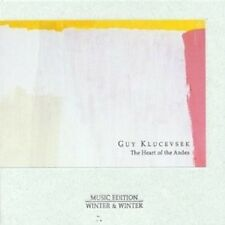 "Guy Klucevsek ""Heart of the une"" CD NEUF"