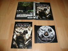 MEDAL OF HONOR AIRBORNE PARA PC PRIMERA VERSION ORIGINAL DEL AÑO 2007 COMPLETO