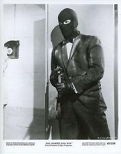 ALAIN DELON MELODIE EN SOUS-SOL1963 VINTAGE PHOTO ORIGINAL #20