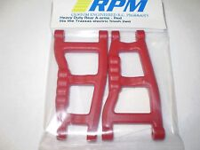 RPM 80599  Heavy Duty Rear A-Arms RED ELECTRIC SLASH 2WD NEW NIP