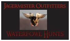 IOWA GUIDED WATERFOWL HUNT-JAGERMISTER OUTFITTERS  - FULLY GUIDED