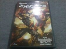 SUPERMAN / SHAZAM! - The Return Of Black Adam DVD