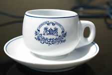 tasse compagnie internationale des Wagons lits Orient Express train