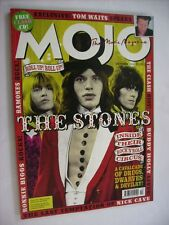 MOJO - OCTOBER 2004 - ROLLING STONES - CLASH - RAMONES - BUDDY HOLLY - NO CD
