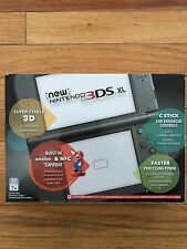 NINTENDO 3DS XL BLACK EDITION LIMITED EDITION SOLD OUT IN HAND