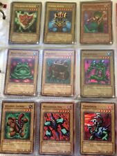 YU-GI-OH COMPLETE MCDONALDS 1996 PROMO CARD SET MP1-001-015 ALL CARDS NM/M