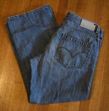 Levi's Silver Tab Loose Fit Jeans Men's 36 x 30 (Actual 28.5) Vintage Denim