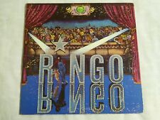 """Ringo by Ringo Starr Vinyl LP with Booklet Apple Records Winchester 12"""" 33RPM"""