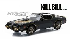 GREENLIGHT 1:43 1979 PONTIAC FIREBIRD TRANS AM KILL BILL 86452