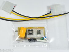 Automatic PC FAN 12VDC 1A On/Off 10'C to 70'C Thermostat [ Unassembled Kit ]
