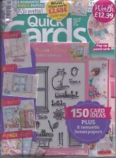 Quick Cards made easy Magazine - Issue 161 - January 2017