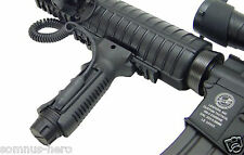 Foregrip Vertical Front Grip With Storage Cavity 4 Weaver-Picatinny Rail Hunting