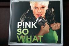 P!nk (Pink) - So What | CD single | 2008