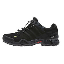 Adidas B36037 Men's Terrex Fast R GTX Shoe - Black / Dark Grey / White - 11
