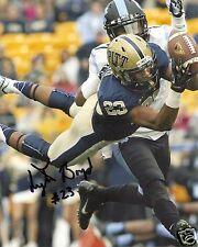 TYLER BOYD PITT PANTHERS SIGNED 8X10 PHOTO W/COA #4