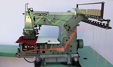 KANSAI SPECIAL FB-1412P 12-Needle 24-Thrd Chainstitch Industrial Sewing Machine